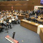 Homenagem aos 50 anos da Igreja Evangélica Assembleia de Deus do Brasil