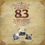 Câmara de BH celebra 83 anos de atuação em prol da cidade e da democracia