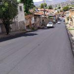 Ruas do Madre Gertrudes e Vista Alegre são recapeadas