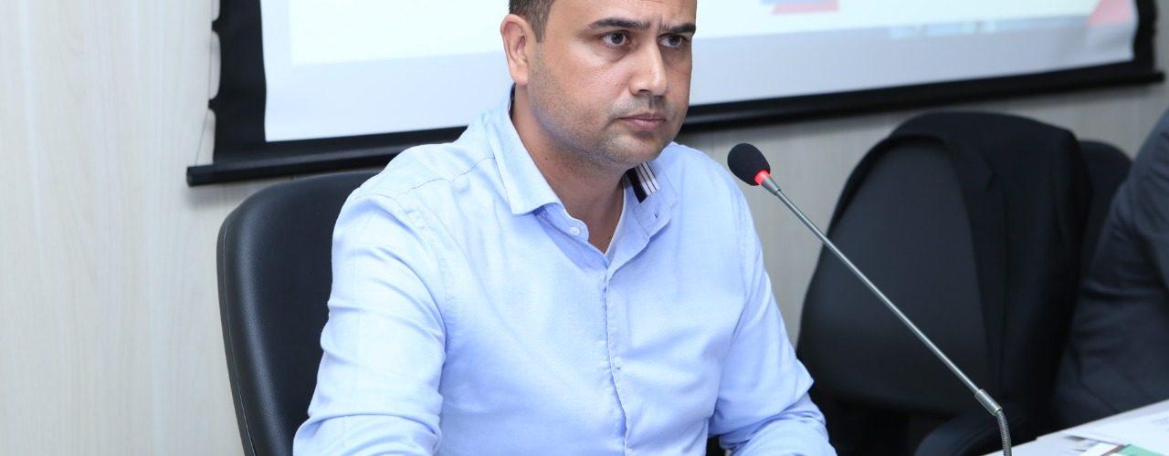 Vereador Irlan Melo