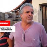 MORADORES COMEMORAM NOVO ASFALTO NO BAIRRO