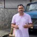Fomos fiscalizar obras no bairro Betânia