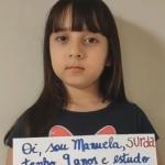 PELA MANUELA E CENTENAS DE CRIANÇAS!
