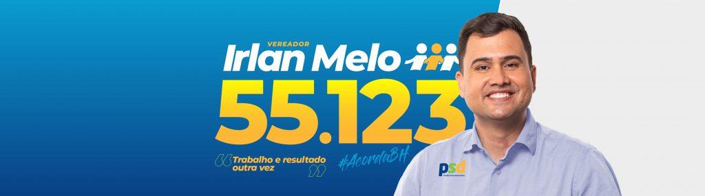 Irlan Melo 55123
