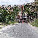Rua José Osório no Novo das Indústrias recebe nova iluminação