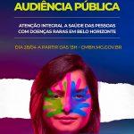 Audiência pública-doenças raras