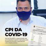 CPI da COVID-19 na Câmara Municipal