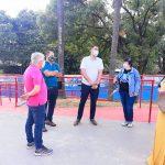Visita a Escola Municipal Professor Pedro Guerra