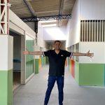 Nova instituição de ensino infantil no bairro Bonsucesso