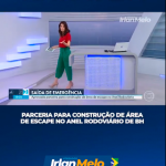 Aprovada parceria para construção da área de escape no Anel Rodoviário